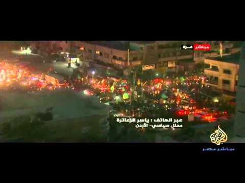 الزعاترة : هكذا انتصرت غزة وحماس على أقوي جيش في العالم