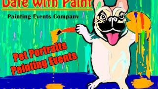 Date With Paint Commercial is Ready!!!