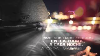 Tony Dize - Al Límite de la locura [Lyric Video]