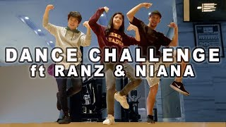 Video DANCE VIDEO CHALLENGE ft RANZ & NIANA | Indonesia MP3, 3GP, MP4, WEBM, AVI, FLV September 2018