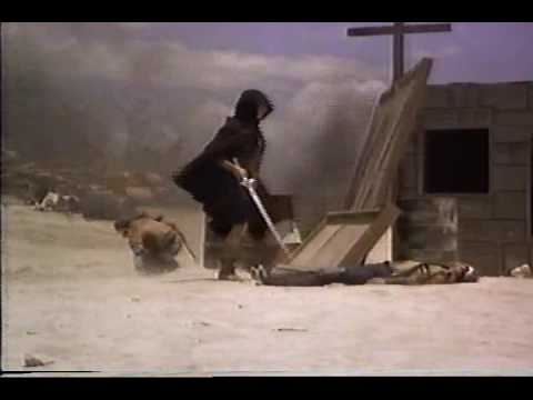 Dune Warriors - David Carradine