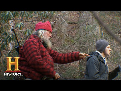 Mountain Men: Trespassers Stomp on Eustace's Freedom (Season 8) | History