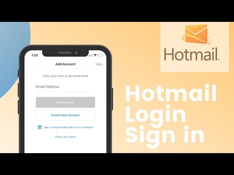 In youtube hotmail sign Youtube connected