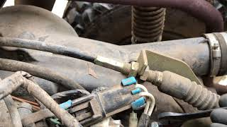 10. Mule 610 Starter Replacement