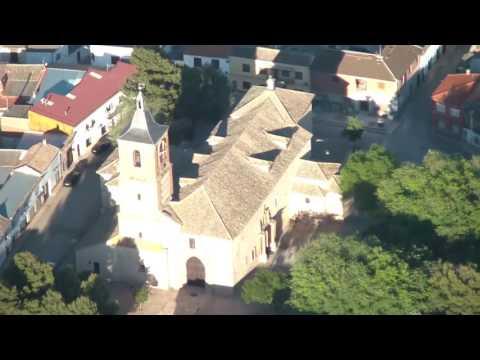 La Villa de Don Fadrique (Toledo), desde el aire