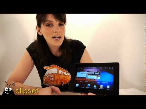 RIM BlackBerry Playbook #Videorama