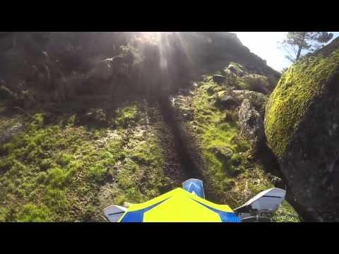 Dirt Riders - XIII TT Vilar de Mouros (видео)