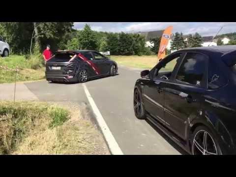 Ford Focus RS ST Forum Treffen Nürburgring 2016