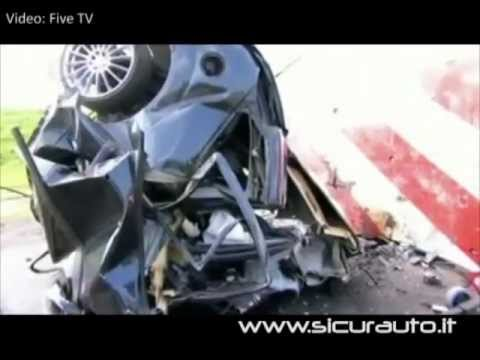 Crash test Ford Focus a 190 km/h, Fifth Gear