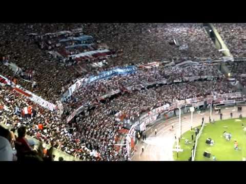 Video - SOY DE RIVER Y LO SIGO A TODOS LADOS - River Plate vs Atlético Nacional - Copa Sudamericana 2014 - Los Borrachos del Tablón - River Plate - Argentina