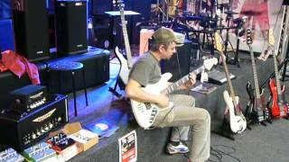 Video Martin Ivan bass workshop Brno 2014 Ashdown amp
