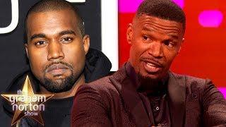 Video Jamie Foxx Does a Brilliant Kanye West Impression | The Graham Norton Show MP3, 3GP, MP4, WEBM, AVI, FLV Juni 2018
