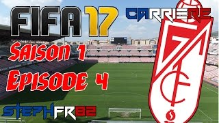 Video FIFA 17 - Grenade FC - Saison 1 Episode 4 - Carrière Manager - FR HD PC MP3, 3GP, MP4, WEBM, AVI, FLV Juli 2017