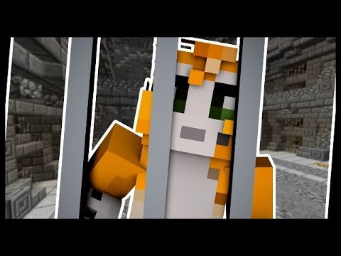 Stampy Cat Goes To Prison! (Roleplaying Adventure)
