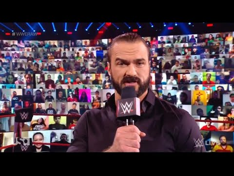 WWE RAW 9/14/2020 - In Your Face !! WTF is this ? Retribution FULL ATTACK ! Review