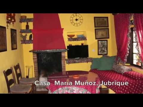 Casa María Muñoz, Jubrique (Distinguished Establishments)