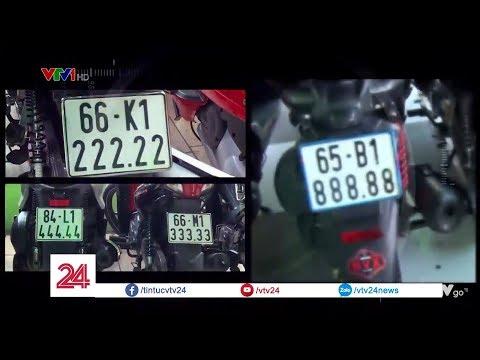 Gặp thanh niên sở hữu kho xe biển số độc lạ nhất nhì Việt Nam| VTV24 - Thời lượng: 2:03.