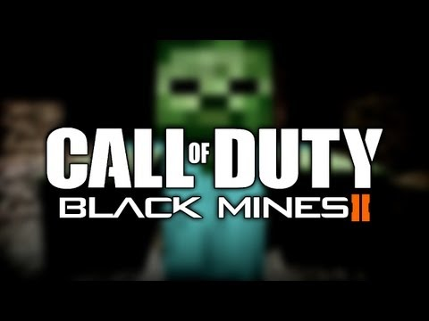 Minecraft PVP GAME - CALL OF DUTY: BLACK MINES 2