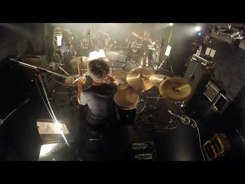 , title : '減々色シアター主催「東京が怖い。-THE FiNAL-」ドラム視点カメラ'