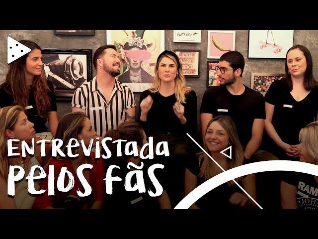 TROUXE MEUS SEGUIDORES PARA GRAVAR UM VÍDEO COMIGO - Julia Faria