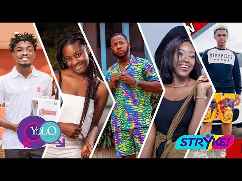 YOLO NEW SERIES STRYKE ALL CHARACTERS IN REAL LIFE | YOLO SEASON 6