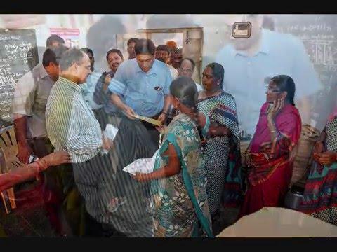 Arvind Subramanian Launched Cashless ePOS