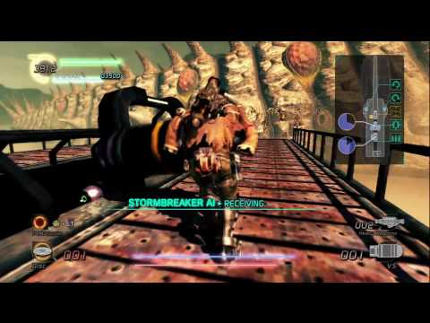 lost planet 2 xbox 360 gameplay
