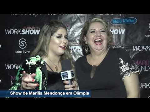 Show de Marília Mendonça em Olímpia