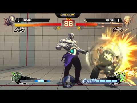 Korea - Capcom Fighters elsewhere: 'Like' on Facebook: http://www.facebook.com/capcomfighters http://www.facebook.com/streetfighter Follow on Twitter: http://www.twitter.com/capcomfighters http://www.twi...