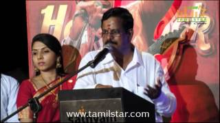 Kalaipuli S Thanu and Prabhu at Arima Nambi Movie Audio Launch