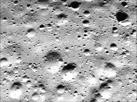 Moon Lander Descent Simulation