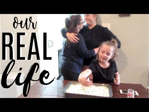 A REAL Day In Our Lives! // Lesbian Family Vlog