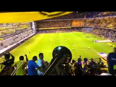 Fiesta de las trompetas de la 12 Cancion nueva - La 12 - Boca Juniors - Argentina - América del Sur