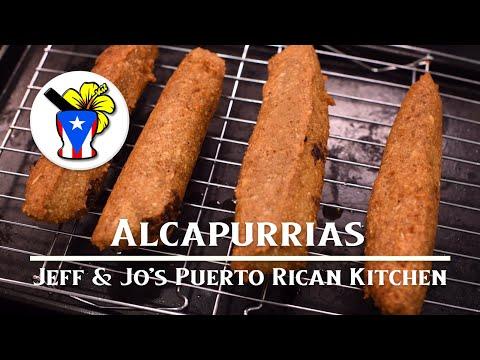 How to Make Alcapurrias - Easy Puerto Rican Recipe