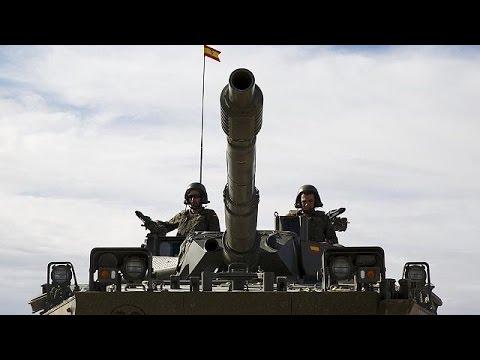 ΝΑΤΟ: Στην Ισπανία η μεγαλύτερη στρατιωτική άσκηση των τελευταίων 13 ετών