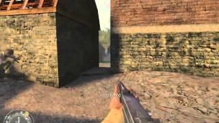 Call Of Duty 1: Bölüm 3. Tankla Savaşmak