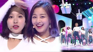 Video 《Comeback Special》 TWICE(트와이스) - Heart Shaker @인기가요 Inkigayo 20171217 MP3, 3GP, MP4, WEBM, AVI, FLV Maret 2018