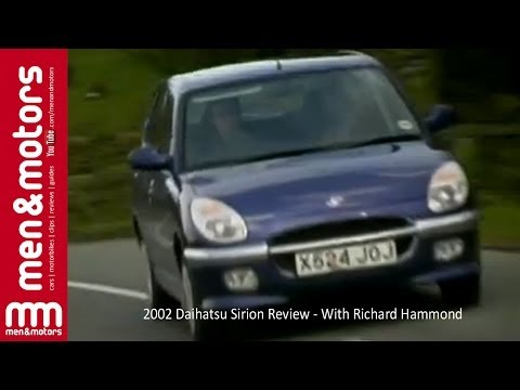2002 Daihatsu Sirion Review – With Richard Hammond
