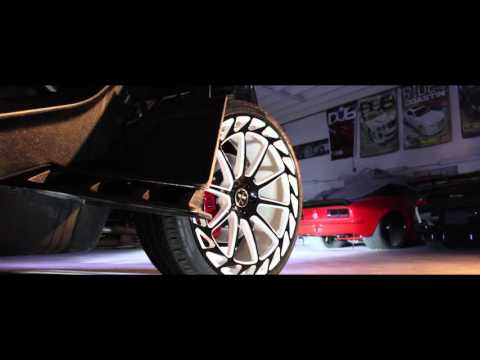 MC Customs | Polaris Slingshot • Vellano Wheels