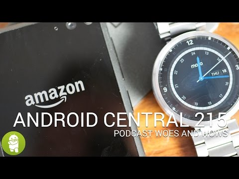 Android Central Podcast Ep. 215 —live recording
