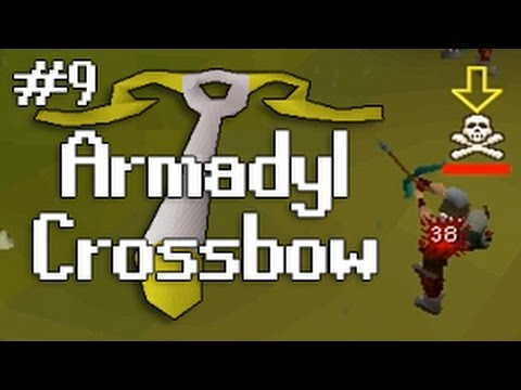 Oldschool Runescape - Armadyl Crossbow Low Level Pking - Pure Combos #9