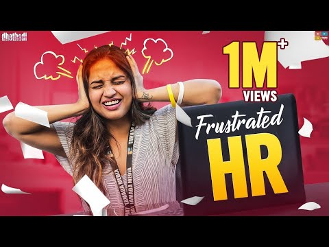 Frustrated HR Ft. Wirally || Dhethadi || Tamada Media