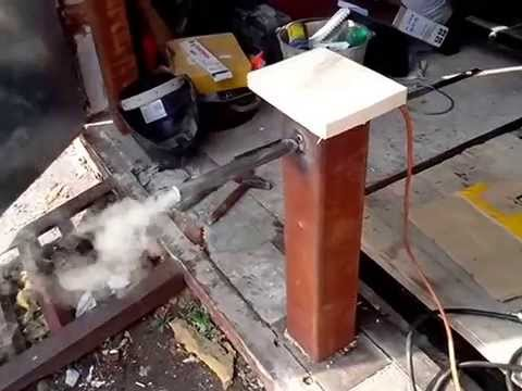 Коптильня своими руками дымогенератор