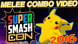 I made a Combo Video of my favorite Super Smash Con 2016 Melee Highlights! | Feedback appreciated as always!