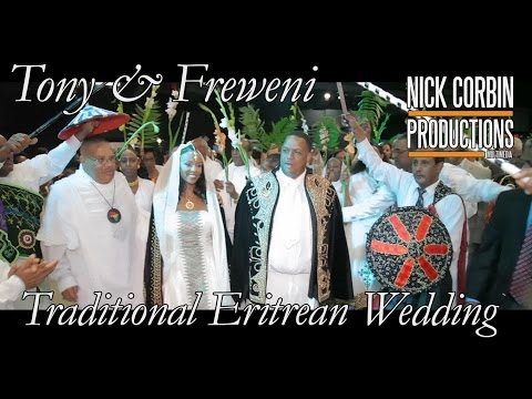 Eritrean Wedding - A clip from a traditional Eritrean wedding entrance by Nick Corbin Productions, Toledo, Ohio. Equipment used: Canon EOS 5D Mark ii Canon EOS 60D JVC ProHD GY...