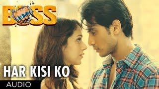 Har Kisi Ko Nahi Milta Yahan Pyaar Zindagi Mein Boss Movie 2013 (Audio) | Arijit Singh, Neeti Mohan