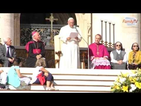 Festa dei nonni, 30 mila anziani a Piazza San Pietro