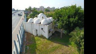 مشاهد جوية مميزة لقرية يازور المهجرة شرق يافا والحلقة 16 من سلسلة معالم من بلدي