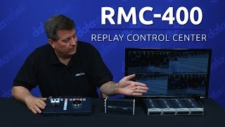 RMC-400 Instant Replay Control Center