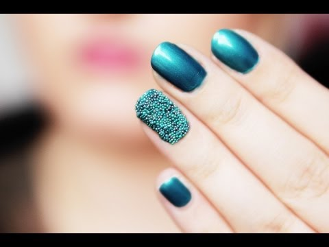 Pure Pearls for your Nails - Nageldesign | Collchen14